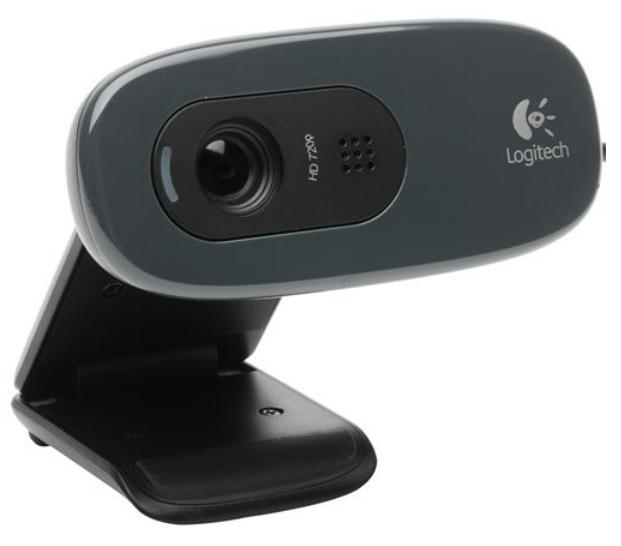 Logitech HD Webcam C270 HD Web Camera C270-LOGITECH