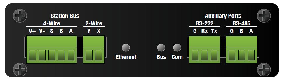 CueStation Unversal Hub via RS-232