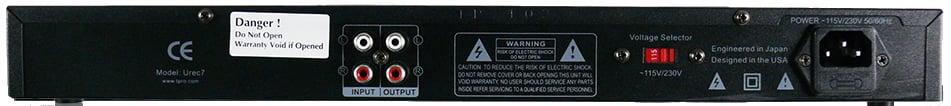 1RU USB / SD Recorder