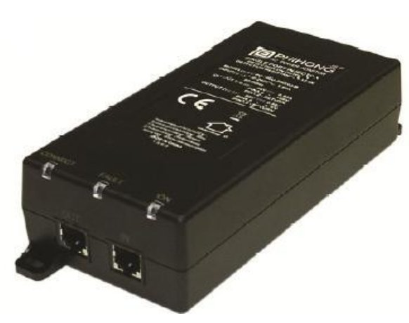 Power-over-Ethernet 12VDC Splitter For CueTouch