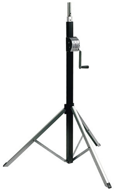12ft Duratruss Crank Stand with 176 lb Load Capacity