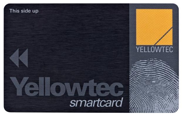 SmartCard for Intellimix Digital Audio Mixer and VIP/Digital Voice Processor