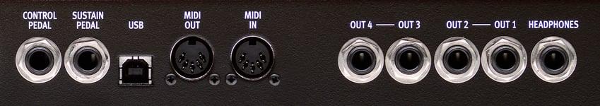 49-Key 24-Voice Analog Modeling Synthesizer