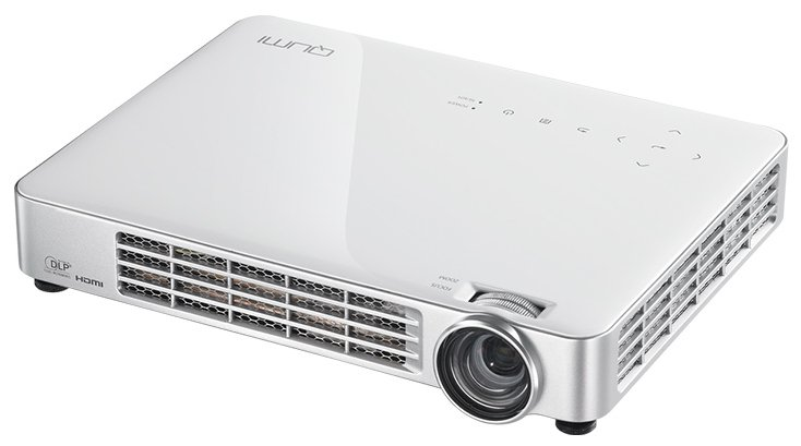 800 Lumens HD 720p LED Projector with Wireless Capability