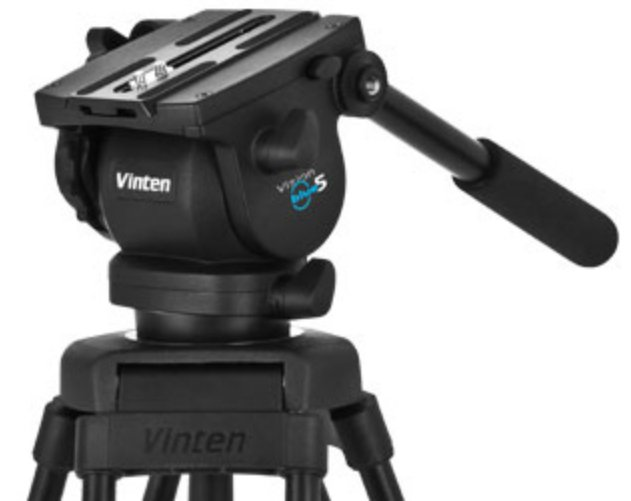 Vision Blue5 Pan and Tilt Head - Standard Package