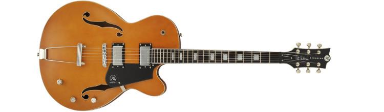 Signature Semi-Hollowbody Electric Guitar