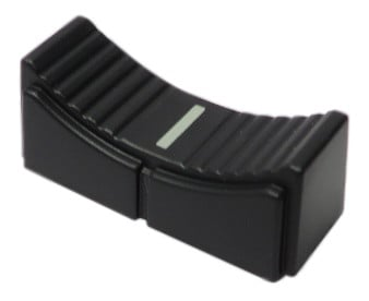 Fostex 8526012000  Black Fader Knob For VF160 8526012000