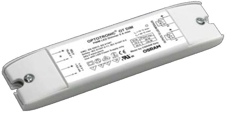 Optotronic 0-10V OT Dim PVM LED Dimmer Module