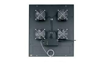 Integrated Fan Top for ERK