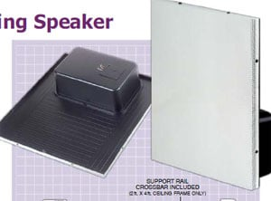 Bogen Communications Csd2x2 Speaker Ceiling Drop In 2x2
