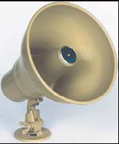 15 Watt Horn w/Volume Control