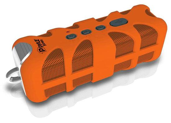 Sound Box Splash Bluetooth Portable Speaker