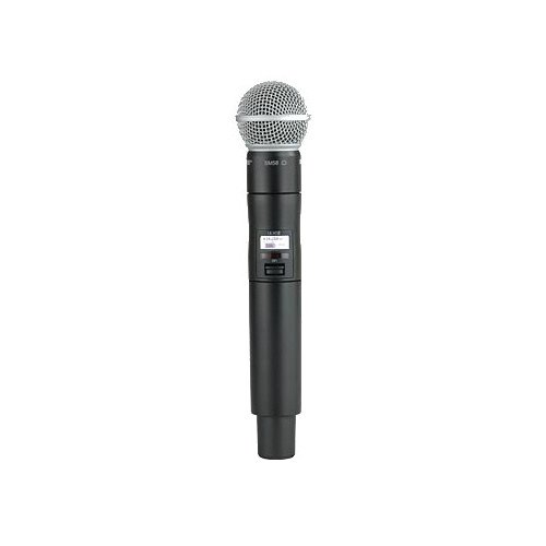 Handheld Transmitter with BETA 58A Microphone