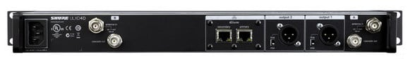 Dual Digital Wireless Receiver, G50 Band