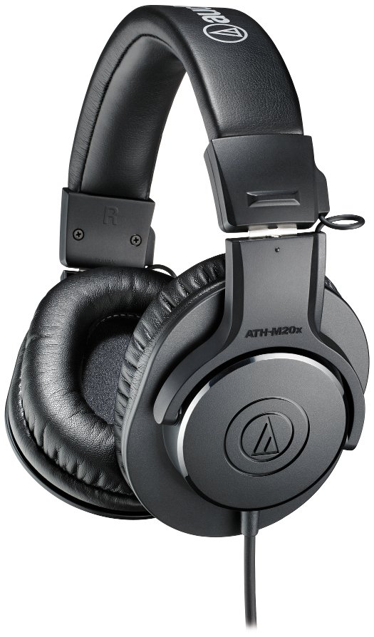 M Series Professional Closed Back Monitor Headphones