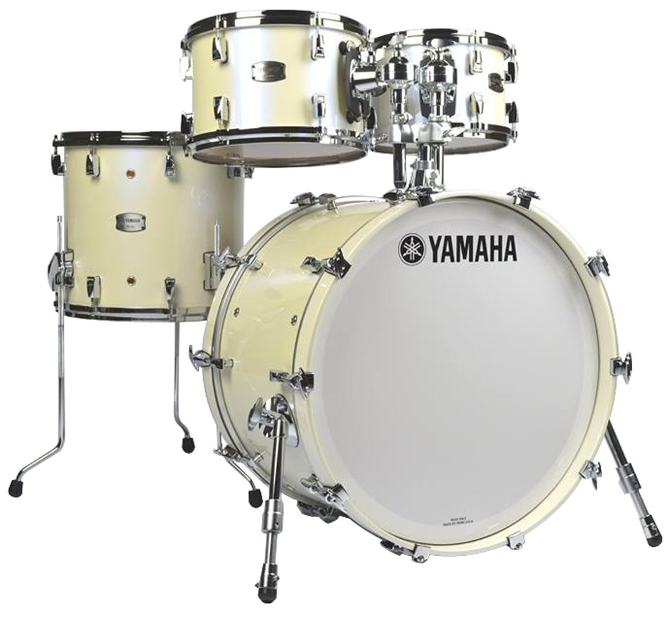 "4 Piece Absolute Hybrid Maple Shell Pack: 10"", 12"", 14"", 20"" without Snare"