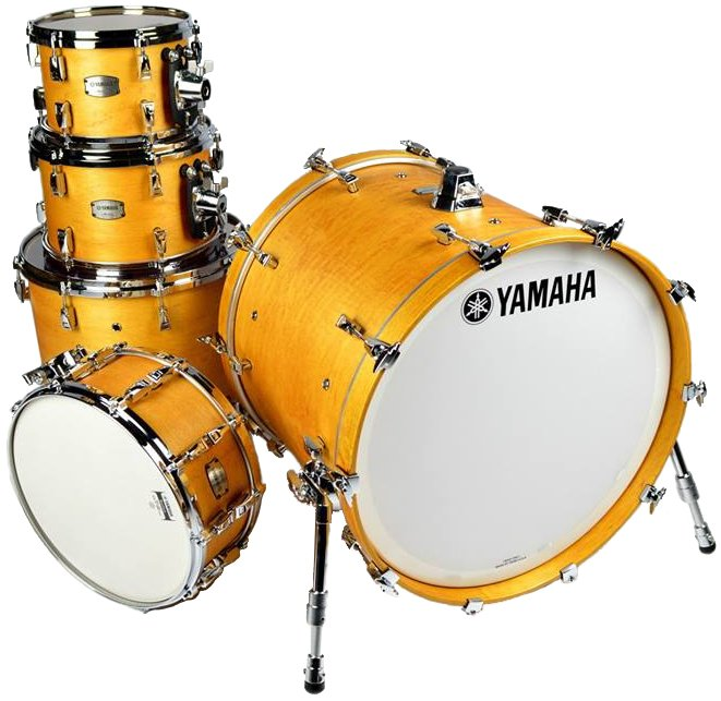 "5-Piece Absolute Hybrid Maple Shell Pack: 10"", 12"", 14"", 16"", 22"""