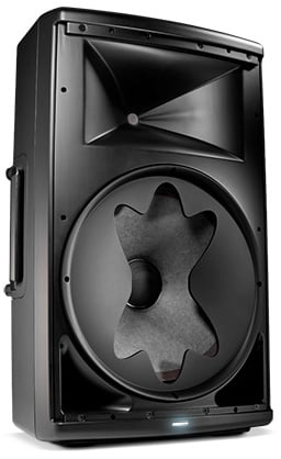 "15"" Two-Way Powered Loudspeaker"