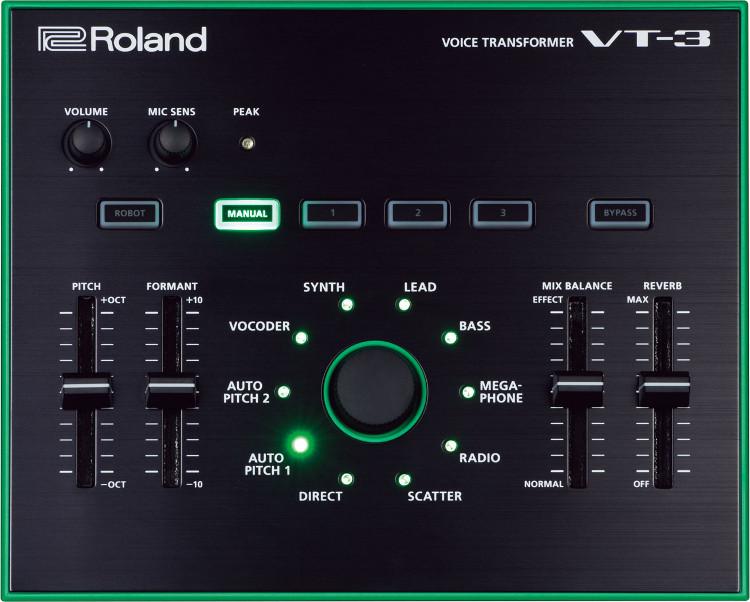 Voice Transformer