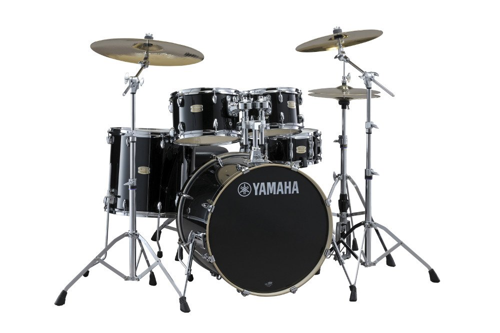 Yamaha SBP0F50 5-Piece Stage Custom Birch Shell Pack SBP0F50