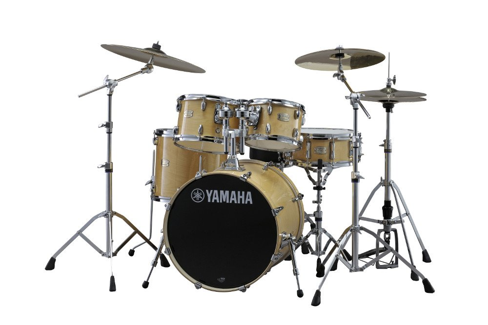 5-Piece Stage Custom Birch Shell Pack with Hardware