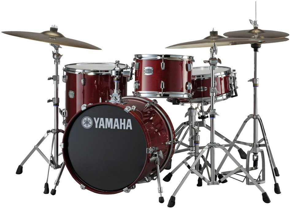 "3-Piece Stage Custom Birch Shell Pack: 12"", 14"", 18"" without Snare Drum"