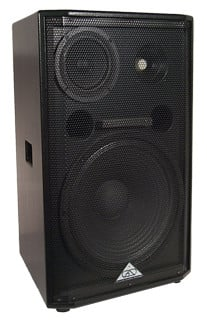 "15"" 3-Way Speaker with 6 Flypoints"