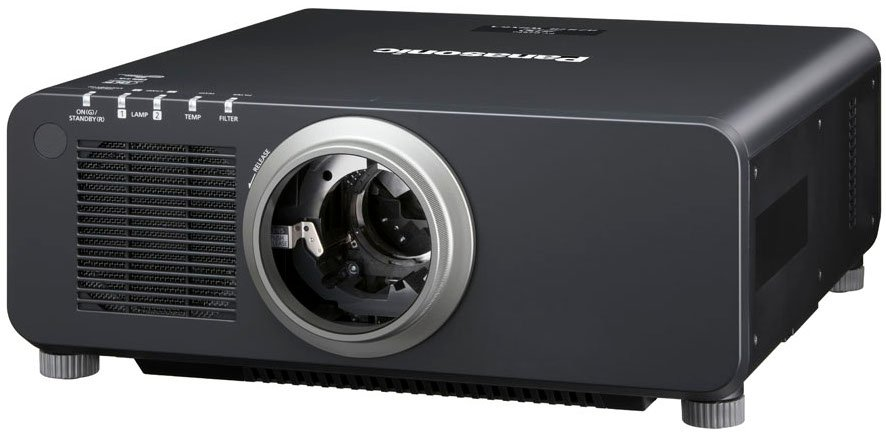 8500 Lumens 1DLP WUXGA Projector without Lens