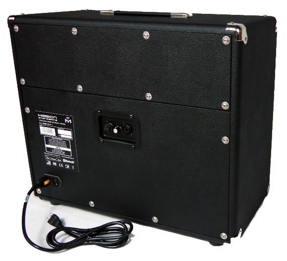 "1x12"" 110W Full Range Flat Response Powered Electric Guitar Speaker Cabinet"