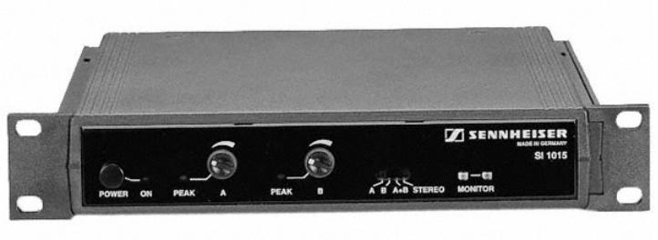 Sennheiser SI1015/NT 2 Channel Transmitter Modulator, Half-Rack SI1015/NT