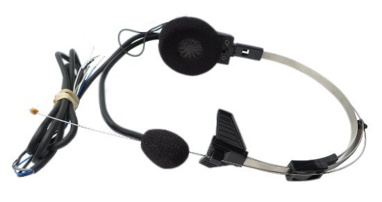 Maxon 2-Way Radio Headset Mic