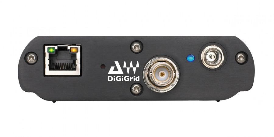 Optical MADI Interface for SoundGrid