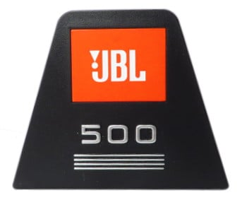 JBL Speaker Logo Assembly