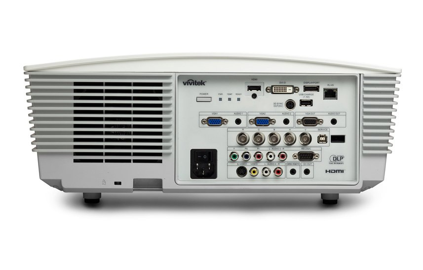 6000 Lumens XGA Projector for Large Venues without Lens
