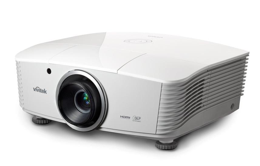 5000 Lumens Professional-Grade WXGA Multimedia Large Venue Projector Without Lens