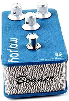 Boost Pedal with Bloom Control and Neve Transformer