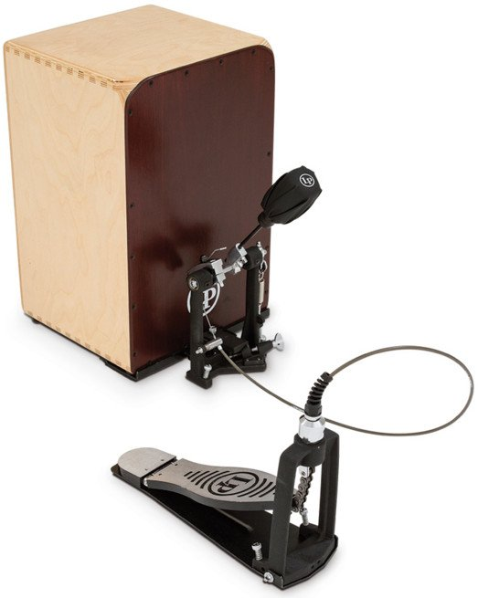 latin percussion lp1500 cajon pedal with adjustable beater full compass. Black Bedroom Furniture Sets. Home Design Ideas