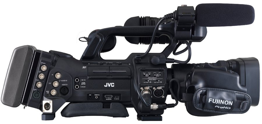"1/3"" ProHD Shoulder Camcorder Body"
