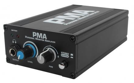 Personal Monitoring Amplifier