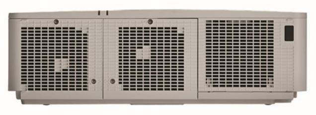 Christie Digital DXG1051-Q 10,000 ANSI Lumens XGA DLP Dual-Lamp Projector without Lens DXG1051-Q