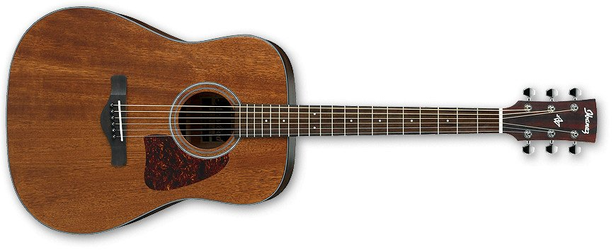 Open Pore Natural Artwood Series Dreadnought Acoustic Guitar