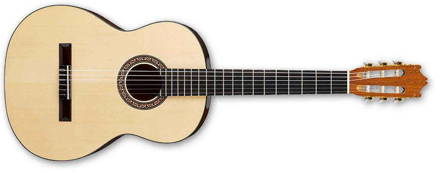 Natural High Gloss Classical Acoustic Guitar