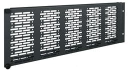 Middle Atlantic Products APM-4  4 RU Vented Access Panel APM-4