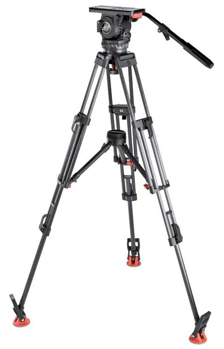 100mm Tripod System with Video 18 S1 Fluid Head