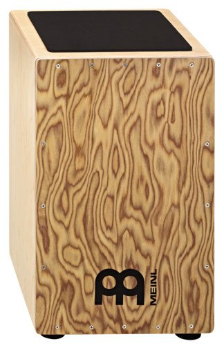 Traditional String Cajon in Makah Burl