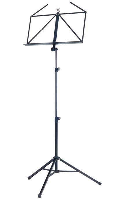 Topline Music Stand in Black