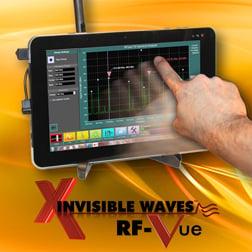 Kaltman Creations IWxT10 RF-Vue Tablet-Style RF Analyzer IWXT10