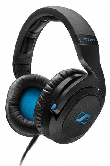 Over-Ear Studio Headphones