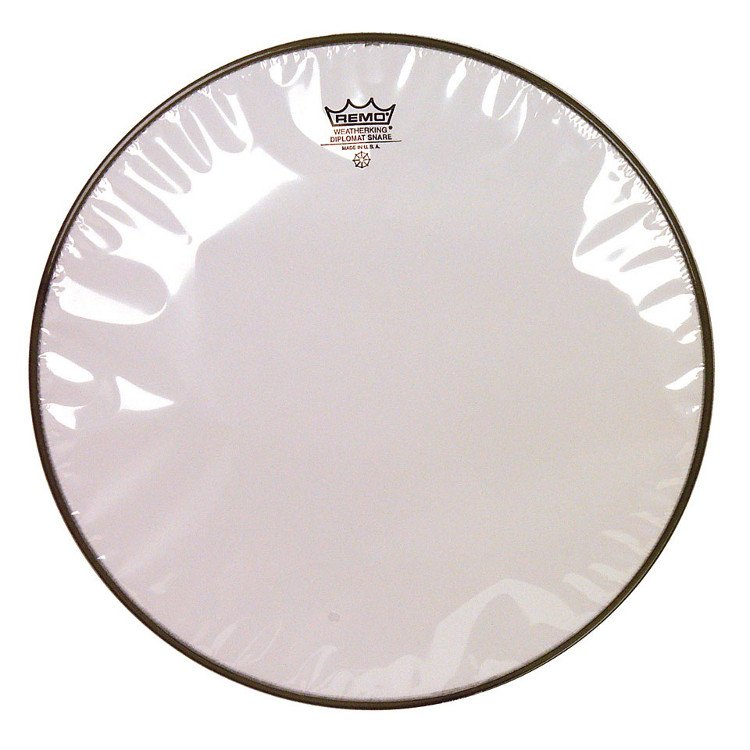 "14"" Hazy Diplomat Snare Drum Head"