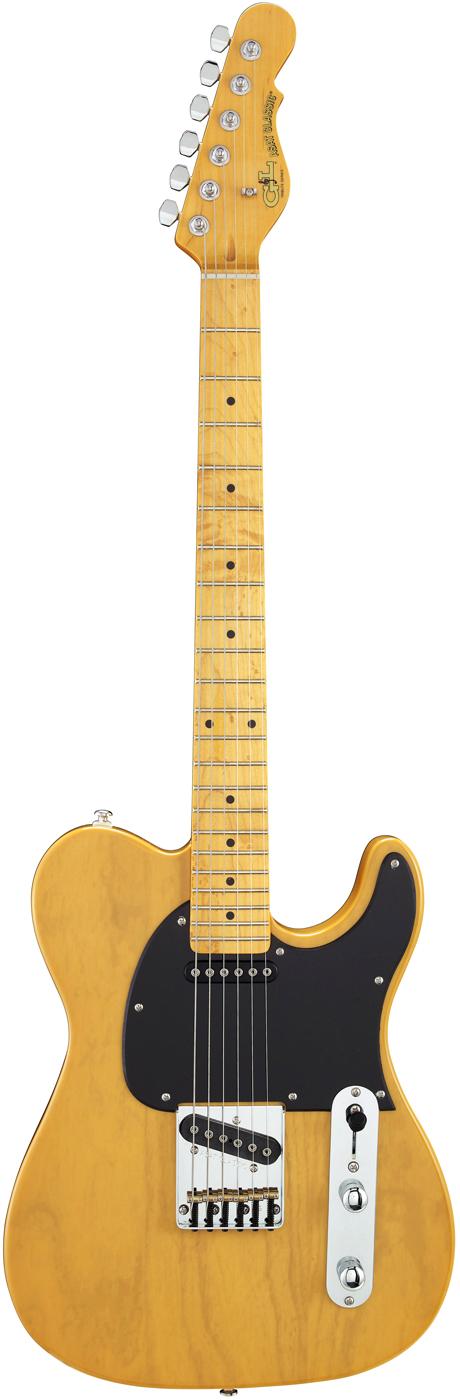 Butterscotch Blonde Tribute Series Electric Guitar